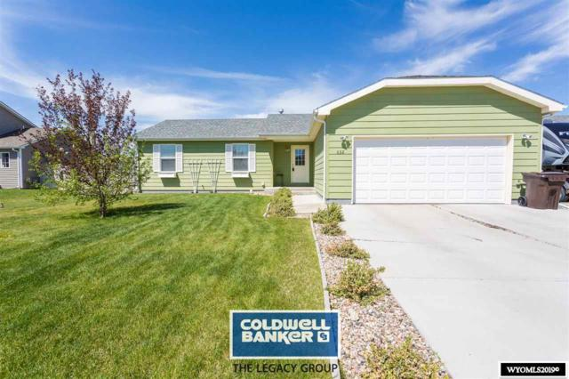 632 Bozeman Trail, Evansville, WY 82636 (MLS #20192450) :: RE/MAX The Group