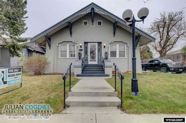 655 S Park Street, Casper, WY 82601 (MLS #20192465) :: RE/MAX The Group