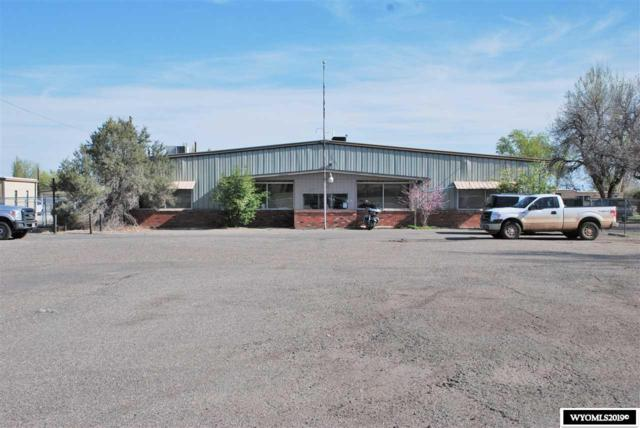 2019 Big Horn Avenue, Worland, WY 82401 (MLS #20192478) :: RE/MAX The Group