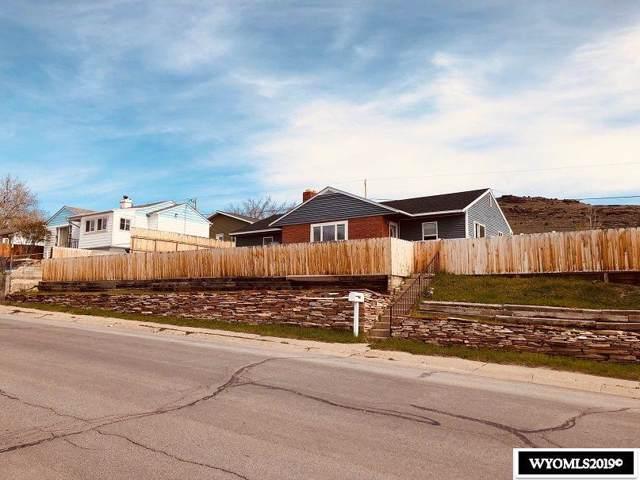 825 High Street, Rawlins, WY 82301 (MLS #20192607) :: Lisa Burridge & Associates Real Estate
