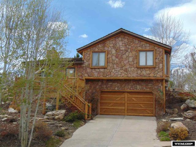 115 Grandview Circle, Evanston, WY 82930 (MLS #20192661) :: Lisa Burridge & Associates Real Estate