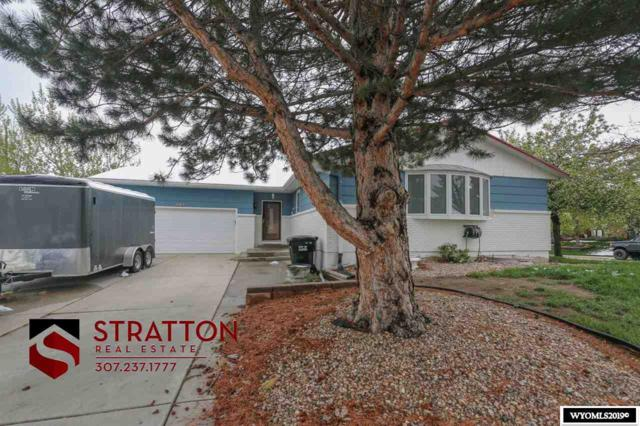 4491 Valley Road, Casper, WY 82604 (MLS #20192778) :: RE/MAX The Group