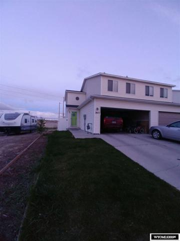 2413 Bitter Creek Trail, Rock Springs, WY 82901 (MLS #20192796) :: Lisa Burridge & Associates Real Estate