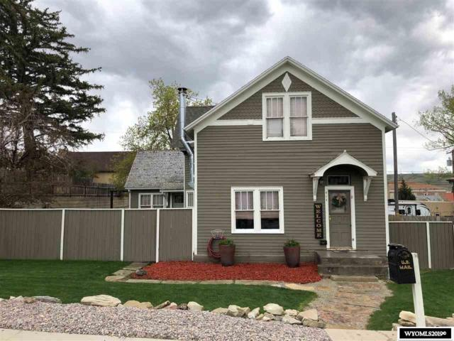 414 Maple, Rawlins, WY 82301 (MLS #20192834) :: RE/MAX The Group