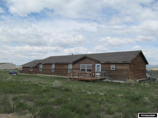 45 County Road 307, Saratoga, WY 82331 (MLS #20192876) :: Lisa Burridge & Associates Real Estate