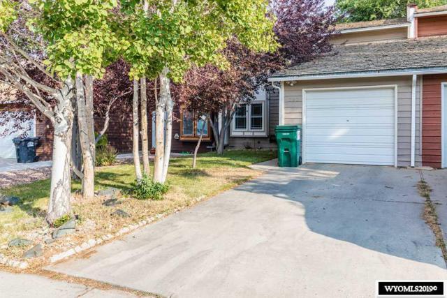 303 Tyler Street, Rock Springs, WY 82901 (MLS #20192967) :: Lisa Burridge & Associates Real Estate
