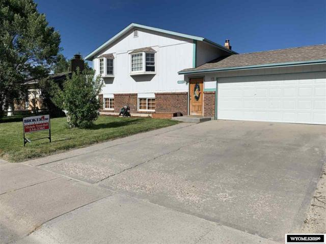2945 Indian Springs Drive, Casper, WY 82604 (MLS #20193039) :: RE/MAX The Group