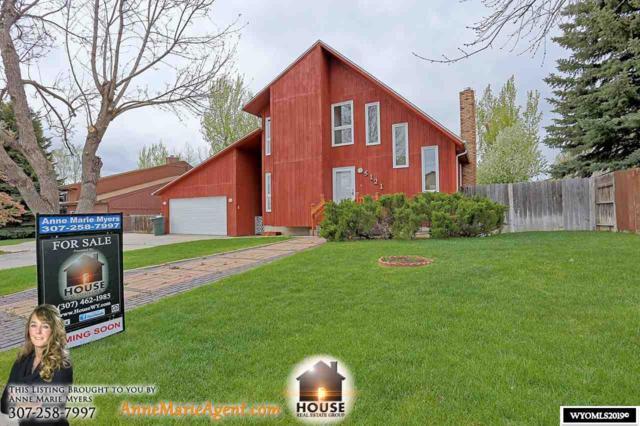 5121 E 12th Street, Casper, WY 82609 (MLS #20193067) :: Lisa Burridge & Associates Real Estate