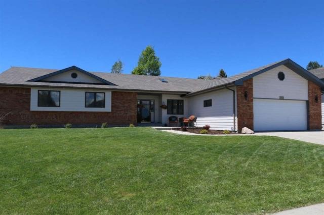 1910 Newport, Casper, WY 82609 (MLS #20193106) :: Lisa Burridge & Associates Real Estate