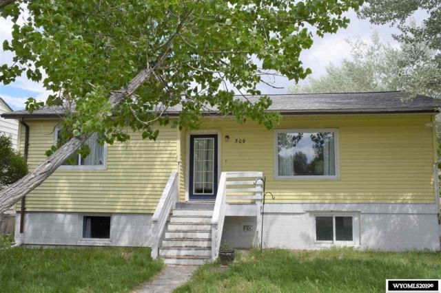 509 N 1st Street, Riverton, WY 82501 (MLS #20193131) :: RE/MAX The Group
