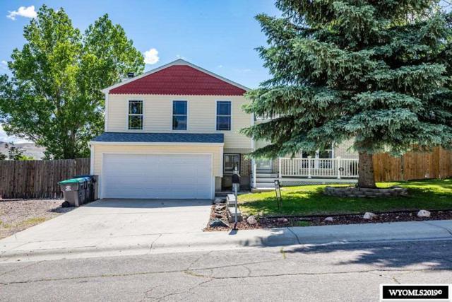 1710 Iowa Circle, Green River, WY 82935 (MLS #20193133) :: Real Estate Leaders