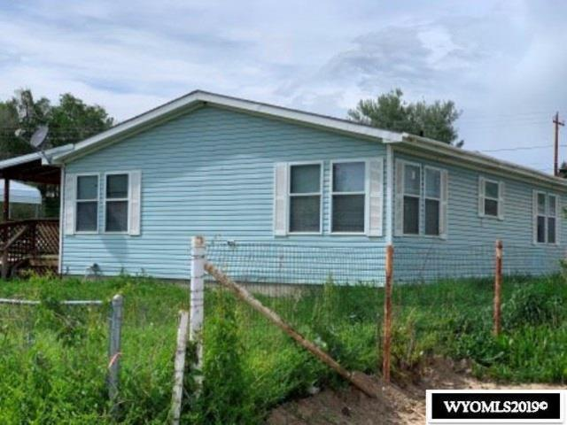 828 Washakie Street, Thermopolis, WY 82443 (MLS #20193148) :: RE/MAX The Group
