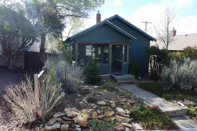 160 & 170 North 5th West Street, Green River, WY 82935 (MLS #20193194) :: Lisa Burridge & Associates Real Estate