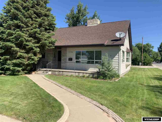 500 8th Ave N, Greybull, WY 82426 (MLS #20193224) :: RE/MAX The Group