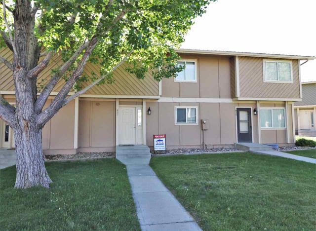 837 Moccasin Lane, Rock Springs, WY 82901 (MLS #20193250) :: Lisa Burridge & Associates Real Estate