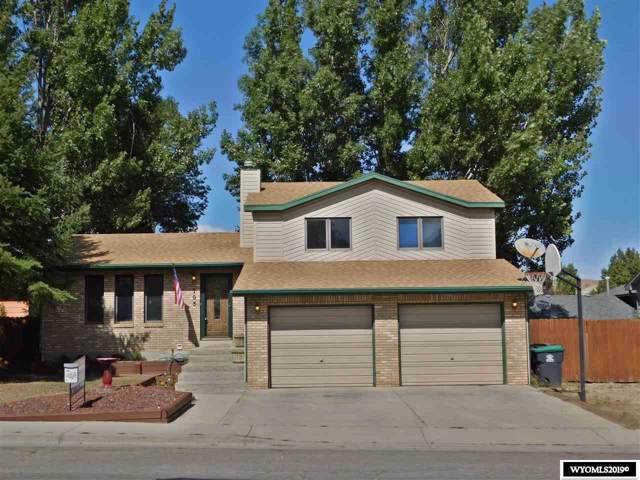 705 Bridger Drive, Green River, WY 82935 (MLS #20193275) :: Lisa Burridge & Associates Real Estate