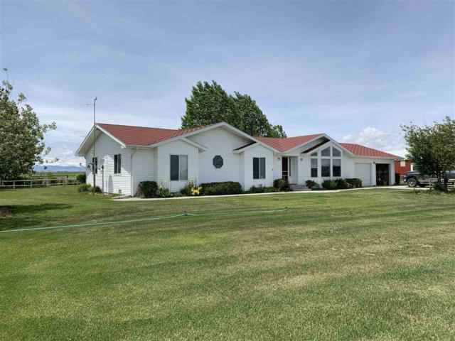 375 State Highway 133, Riverton, WY 82501 (MLS #20193280) :: Lisa Burridge & Associates Real Estate