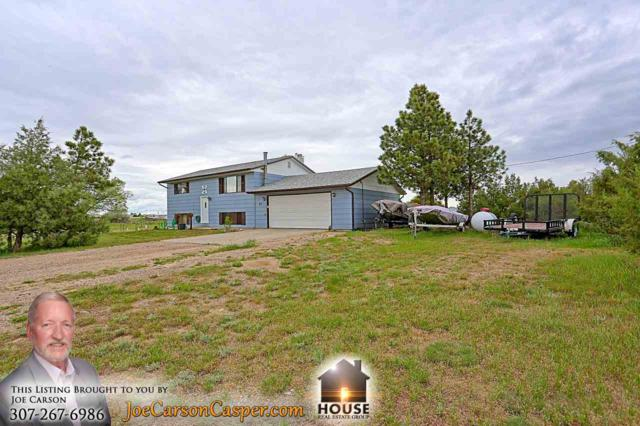 30 S Bobcat Road, Rolling Hills, WY 82637 (MLS #20193297) :: Real Estate Leaders