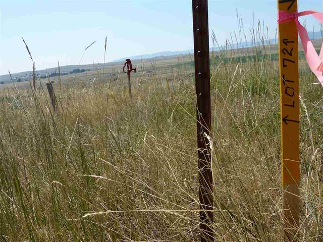 Lot 72 Shoreline Drive, Buffalo, WY 82834 (MLS #20193315) :: RE/MAX The Group