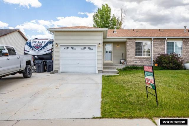 119 Morning Glory Way, Rock Springs, WY 82901 (MLS #20193325) :: RE/MAX The Group