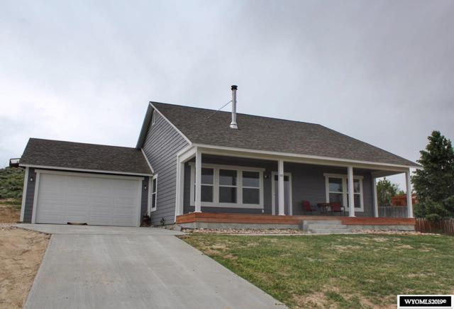 117 Airport, Saratoga, WY 82331 (MLS #20193361) :: Real Estate Leaders