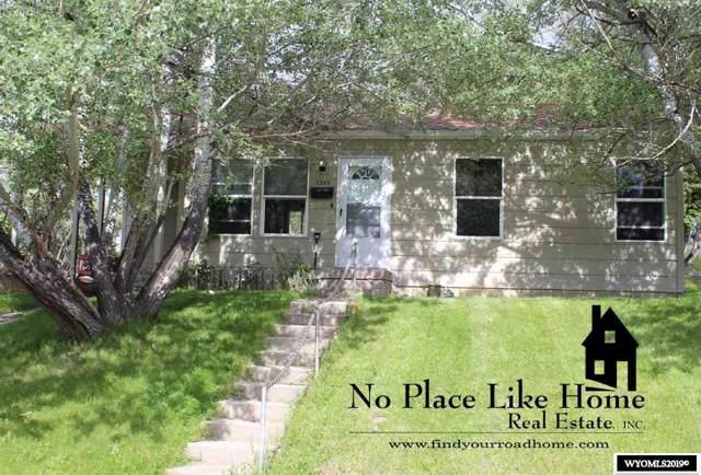1355 Laurel, Casper, WY 82604 (MLS #20193408) :: Lisa Burridge & Associates Real Estate