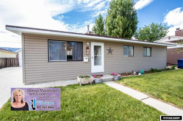 33 Gardenia Street, Casper, WY 82604 (MLS #20193462) :: Real Estate Leaders