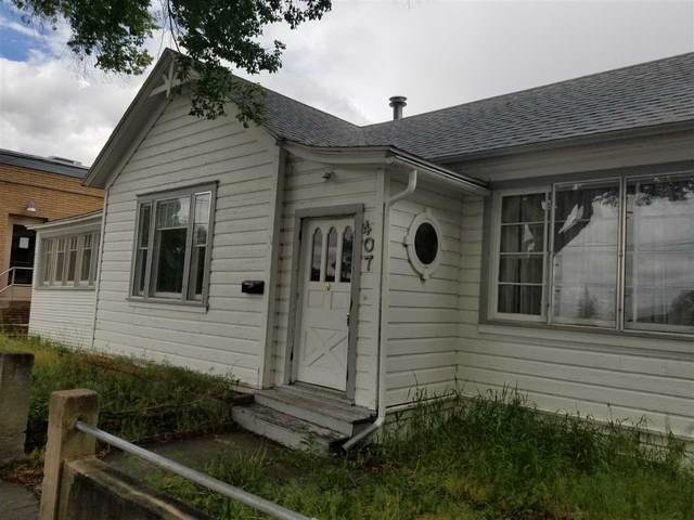 407 B St, Rock Springs, WY 82901 (MLS #20193482) :: RE/MAX The Group