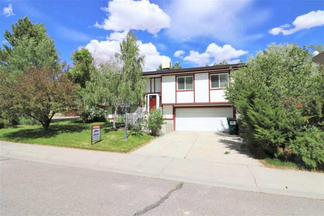 3405 Fitzpatrick Drive, Rock Springs, WY 82901 (MLS #20193534) :: RE/MAX The Group