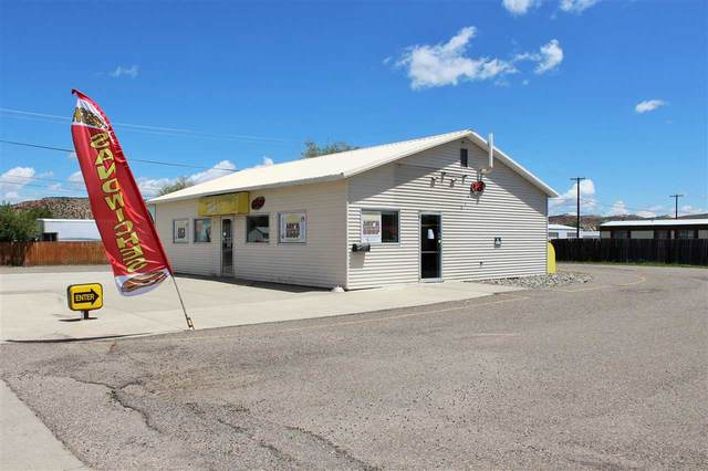 525 S 6th Street, Thermopolis, WY 82443 (MLS #20193536) :: Real Estate Leaders