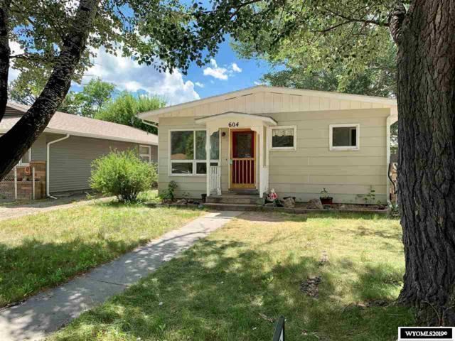 604 S 11th, Douglas, WY 82633 (MLS #20193553) :: RE/MAX The Group