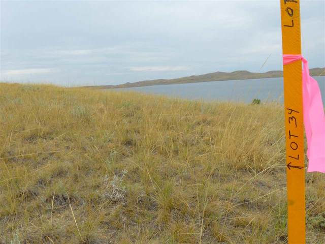 Lot 34 Shoreline Drive, Buffalo, WY 82834 (MLS #20193569) :: RE/MAX The Group