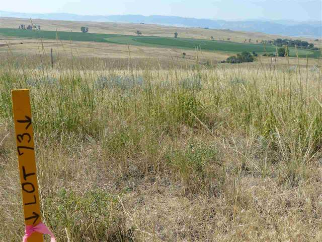Lot 73 Shoreline Drive, Buffalo, WY 82834 (MLS #20193601) :: RE/MAX The Group