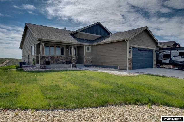 1111 Prairie River Drive, Mills, WY 82604 (MLS #20193614) :: Real Estate Leaders