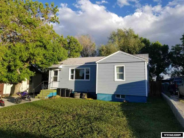 616 Murray, Rawlins, WY 82301 (MLS #20193620) :: RE/MAX The Group