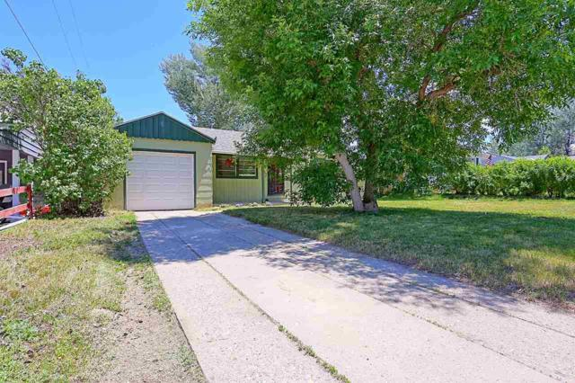 1647 Westridge Terrace, Casper, WY 82604 (MLS #20193713) :: Lisa Burridge & Associates Real Estate