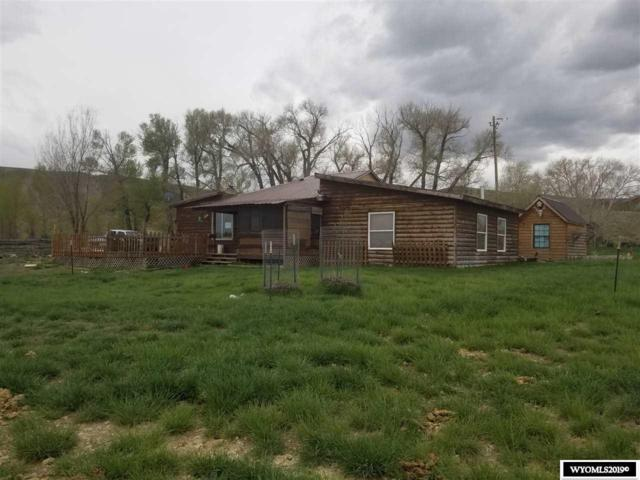 81687 S Hwy 189 Highway, La Barge, WY 83123 (MLS #20193768) :: RE/MAX The Group
