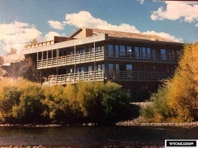 6756B State Highway 130, Saratoga, WY 82331 (MLS #20193782) :: RE/MAX The Group