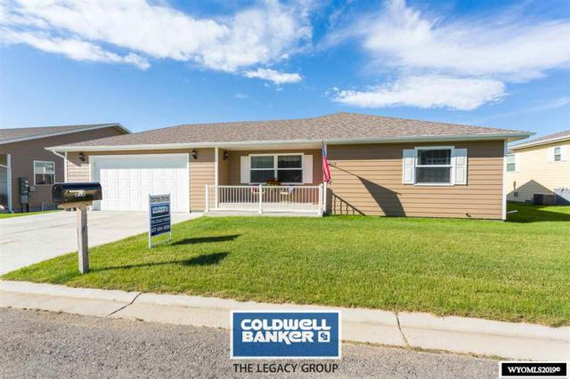 515 Hidden Valley Circle, Buffalo, WY 82834 (MLS #20193786) :: RE/MAX The Group