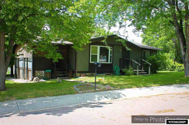 340 Hobbit Hole, Douglas, WY 82633 (MLS #20193793) :: Real Estate Leaders