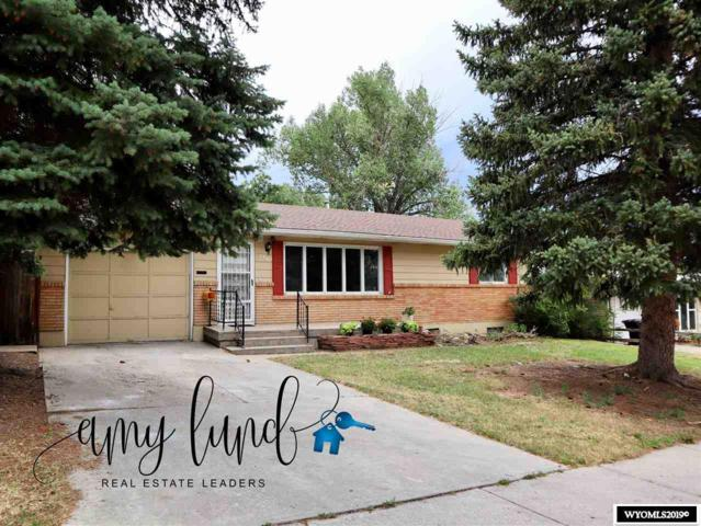 1340 Glenaire Drive, Casper, WY 82609 (MLS #20194033) :: Real Estate Leaders