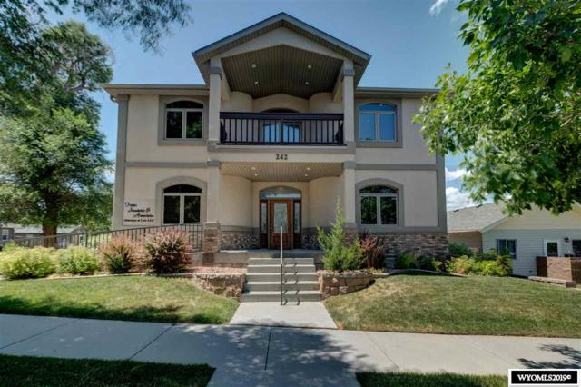 242 S Grant Street, Casper, WY 82601 (MLS #20194034) :: Lisa Burridge & Associates Real Estate