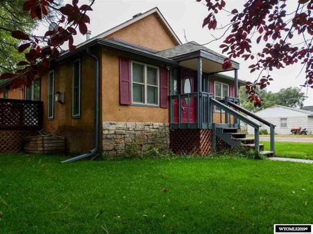 528 Clover Avenue, Lingle, WY 82223 (MLS #20194058) :: Lisa Burridge & Associates Real Estate