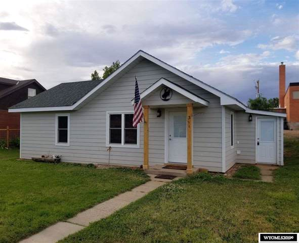 311 S 3rd Street, Ten Sleep, WY 82442 (MLS #20194111) :: RE/MAX The Group