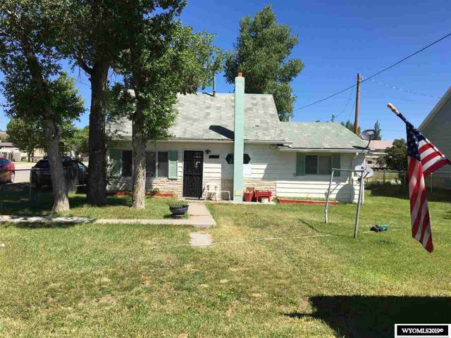 500 Diamondville Ave, Diamondville, WY 83116 (MLS #20194149) :: Real Estate Leaders
