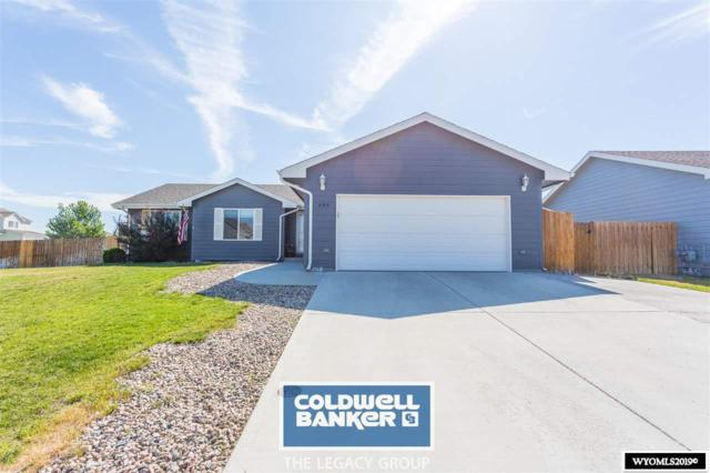 689 Wagon Trail, Evansville, WY 82636 (MLS #20194266) :: RE/MAX The Group