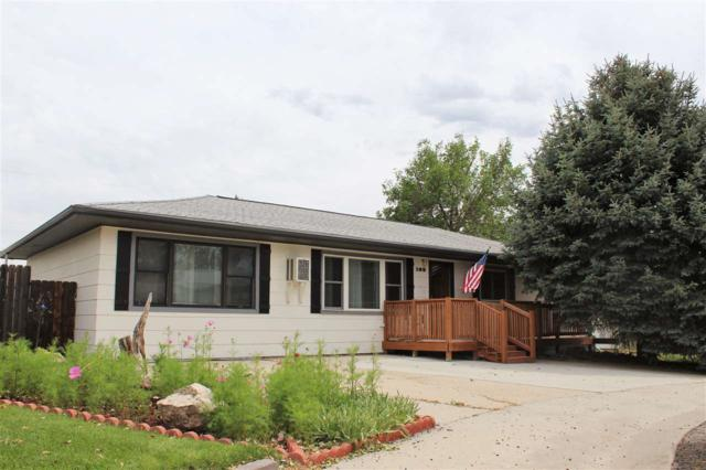 109 Peppermint Lane, Thermopolis, WY 82443 (MLS #20194269) :: RE/MAX The Group