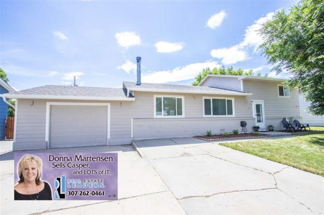 41 Calypso Street, Casper, WY 82604 (MLS #20194309) :: Lisa Burridge & Associates Real Estate