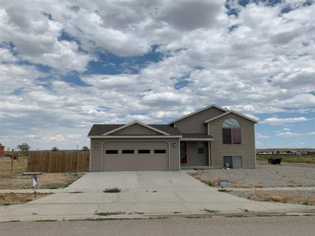 555 Tierney Street, Wamsutter, WY 82336 (MLS #20194318) :: Real Estate Leaders