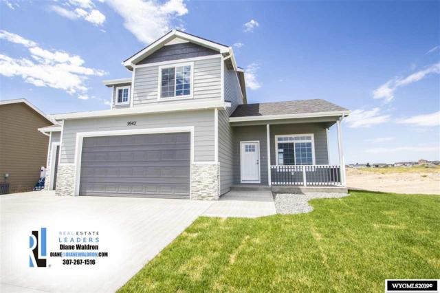 3542 Barry Court, Casper, WY 82609 (MLS #20194344) :: RE/MAX The Group
